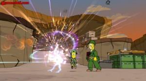 Обзор игры The Simpsons