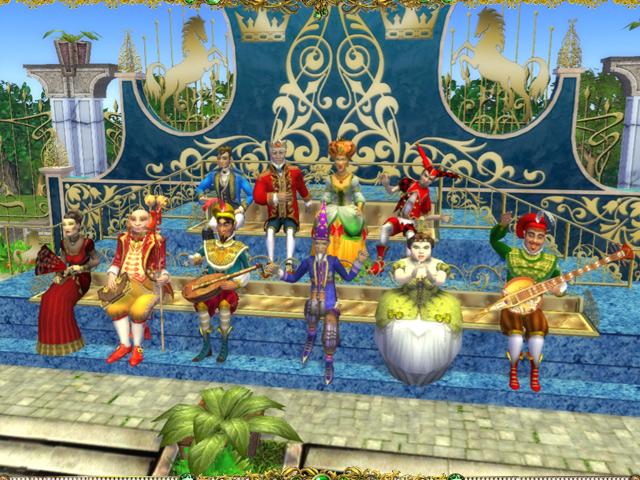Приключения Принцессы: Королевский турнир